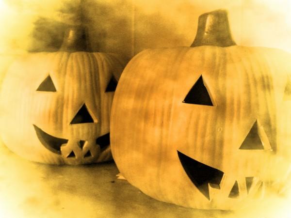 Sunburst - Pumpkins