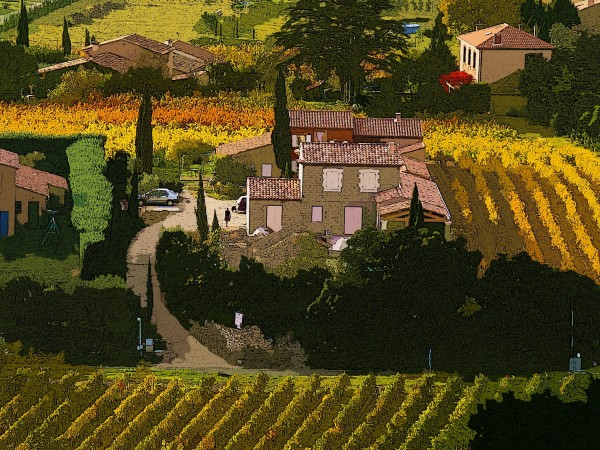 Provence | Cartoonizer