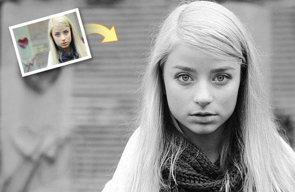 Black&White Photo effect | BeFunky