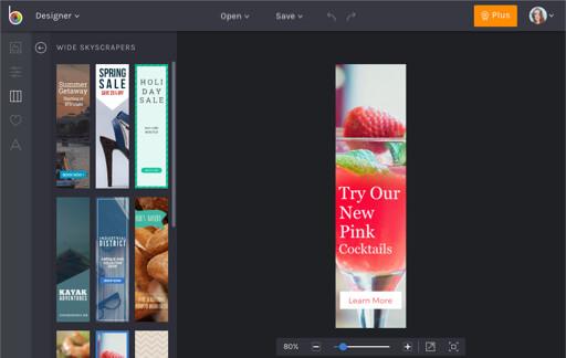 Banner Maker | BeFunky: Stunning Online Banner Designs