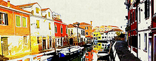 Photo to art with BeFunky's Impressionist effect